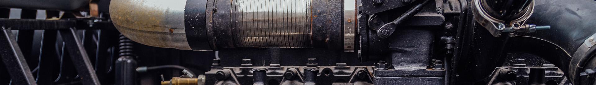 Silnik maszyny rolniczej